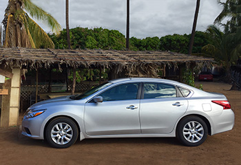 Enterprise Rent A Car Kahului Car Options